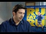David Schwimmer on Run, Fatboy, Run | Empire Magazine