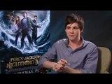 Logan Lerman Talks Percy Jackson and the Lightning Thief | Empire Magazine