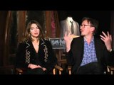 David Thewlis And Natalia Tena Talk Harry Potter And The Deathly Hallows: Part One   Empire Magazine
