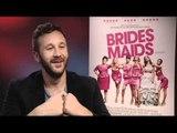 Chris O'Dowd talks Bridesmaids   Empire Magazine