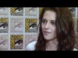 Comic Con 2011: Taylor Lautner, Kristen Stewart, Bill Condon and Julia Jones talk Breaking Dawn