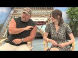 Emily Mortimer and Larry the Cable Guy on Cars 2   Empire Magazine