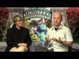 Monsters University - Director Dan Scanlon And Producer Kori Rae Interview | Empire Magazine