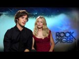 Julianne Hough and Diego Boneta talk about Rock of Ages   Empire Magazine
