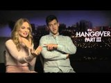 Heather Graham And Justin Bartha Interview -- The Hangover Part III | Empire Magazine