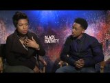 Jennifer Hudson and Jacob Latimore Interview -- Black Nativity | Empire Magazine
