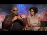 Forest Whitaker and Angela Bassett Interview -- Black Nativity | Empire Magazine