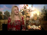 The Boxtrolls - Elle Fanning interview | Empire Magazine