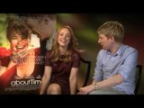Rachel McAdams And Domhnall Gleeson Interview -- About Time | Empire Magazine