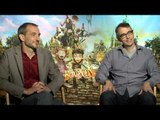 Boxtrolls - Directors Graham Annable and Anthony Stacchi Interview | Empire Magazine