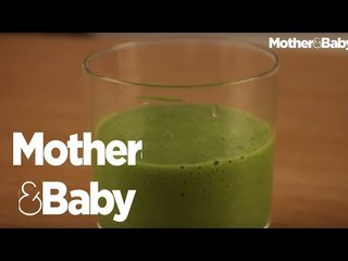 Pregnancy smoothies - How to have more get-up-and-go!
