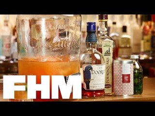 How to master the perfect summer punch