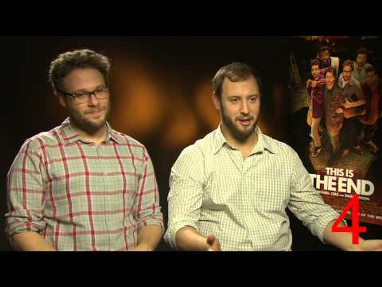 Seth Rogen and Evan Goldberg take the FHM Bloke Test - FHM (UK)