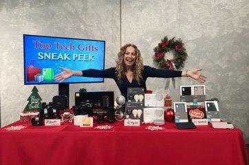 Top Tech Gifts - Sneak Peek with Carley Knobloch