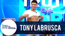 TWBA: Truth or Dare challenge with Tony Labrusca