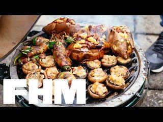 How to make DJ BBQ's dangerously awesome Atomic Veg Bombs