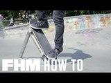 How to do the pole jam