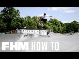 How to master the ollie (once you've got the basics down)