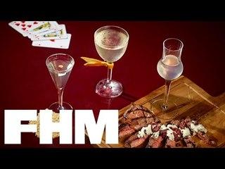 How to make the ultimate James Bond martini