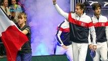 """Rolex Paris Masters 2018 - Nicolas Mahut et Pierre-Hugues Herbert : """"On est des privilégiés d'être dans le groupe de Coupe Davis"""""""