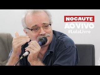 ALTAMIRO BORGES COMENTA A NOMEAÇÃO DE SERGIO MORO