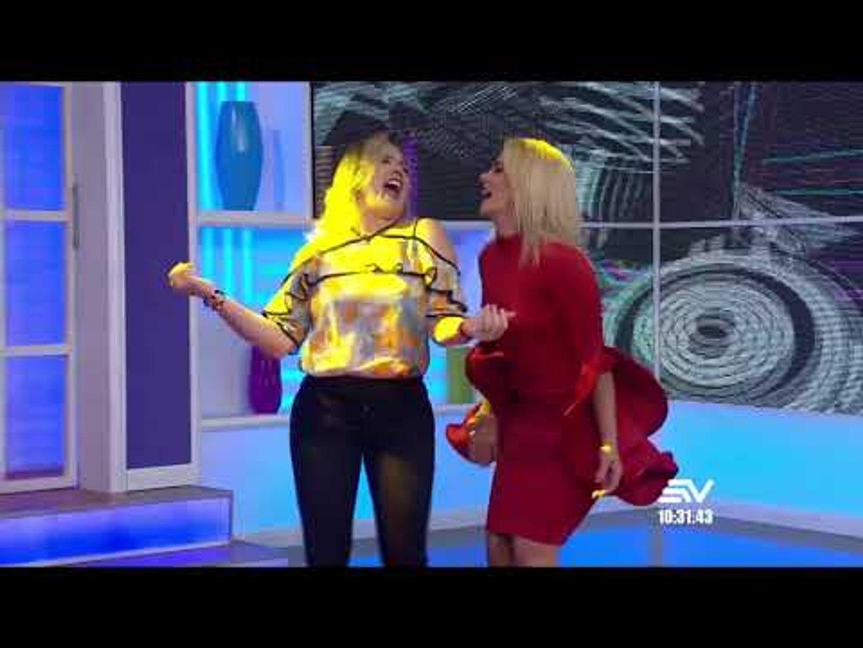 En Contaco 2018 - El sorprendente baile de Gaby y Úrsula