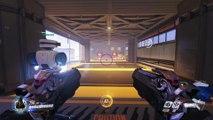Overwatch - Basic Hero Abilities:  REAPER SHADOWSTEP