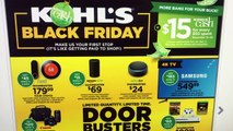 TARGET BLACK FRIDAY AD 2018 - Compare To Kohls BEFORE SHOPPING!!! - YouTube