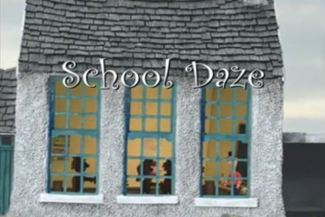 The Island of Inis Cool - #12. School Daze