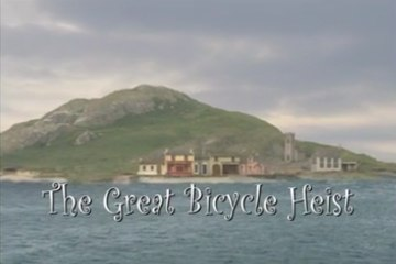 The Island of Inis Cool - #18. The Great Bicycle Heist