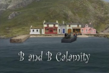 The Island of Inis Cool - #20. B and B Calamity