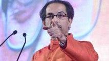 Uddhav Thackeray का बड़ा बयान, कहा Ram Mandir जुमले पर 2 seats पर सिमट जाएगी BJP । वनइंडिया हिंदी