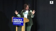 Oprah: 'Nobody Paid Me' To Campaign For Stacey Abrams