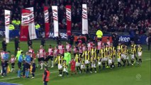 PSV Eindhoven beat 10-man Vitesse 1-0 to maintain winning start in Eredivisie