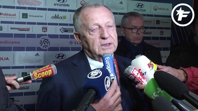 Jean-Michel Aulas réagit aux révélations des Football Leaks