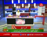 Abb Takk - Daawat-e-Rahat - Ep 380 (Do Daalon kay Laziz Kebab & Pooriyan) - 02 Nov 2018
