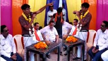 Chattisgarh Elections: BJP के IAS Leader Om Prakash Chaudhary की खुलेआम धमकी, Video । वनइंडिया हिंदी