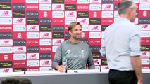 Juergen Klopp previews Arsenal encounter