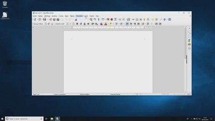 Installation de LibreOffice