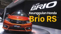 Melihat Keunggulan Honda All New Brio RS 2018