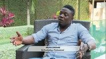 La bonne expérience d'Aruna Dindane international ivoirien il en parle