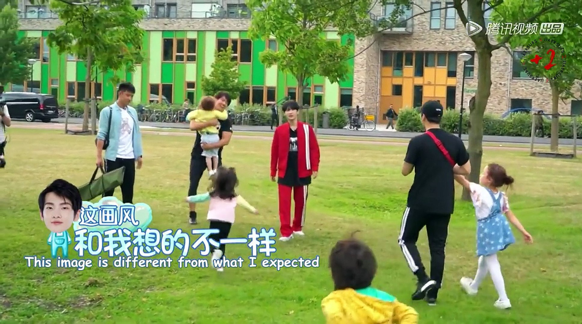 [EngSub] Let Go of My Baby S03 Ep12 Part 1/3 Jackson Wang