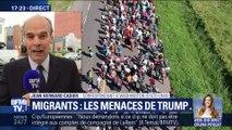 Immigration : les menaces de Donald Trump