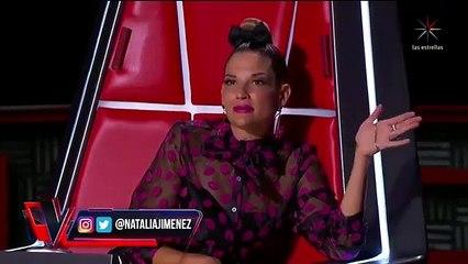 La reacción de Maluma tras la broma de una coach
