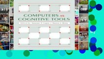 Computers As Cognitive Tools (Technology and Education Series)
