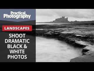 Landscapes - Shoot dramatic black and white photos (road trip part 5)