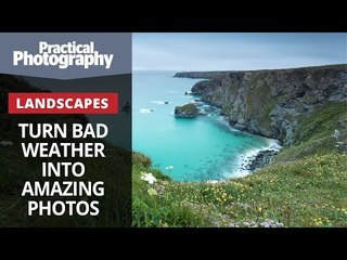 Landscapes - Turn bad weather into amazing photos (road trip part 1)