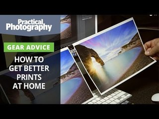 Photography tips - How to get better prints at home