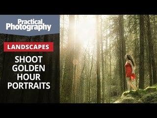 Landscapes - Shoot golden hour portraits (road trip part 2)