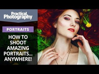 How to shoot amazing portraits... anywhere!